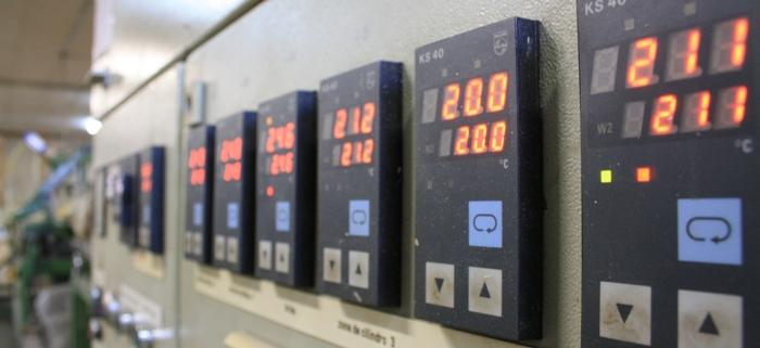 Control de temperatura en la extrusión de TRAIDAMID®